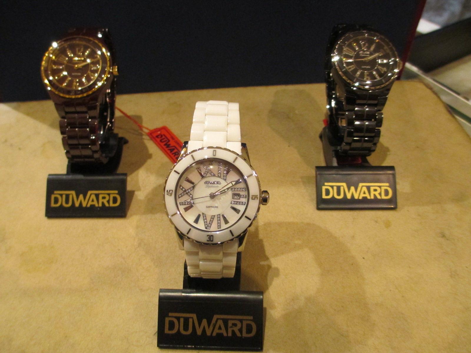 relojes ceramica Duward