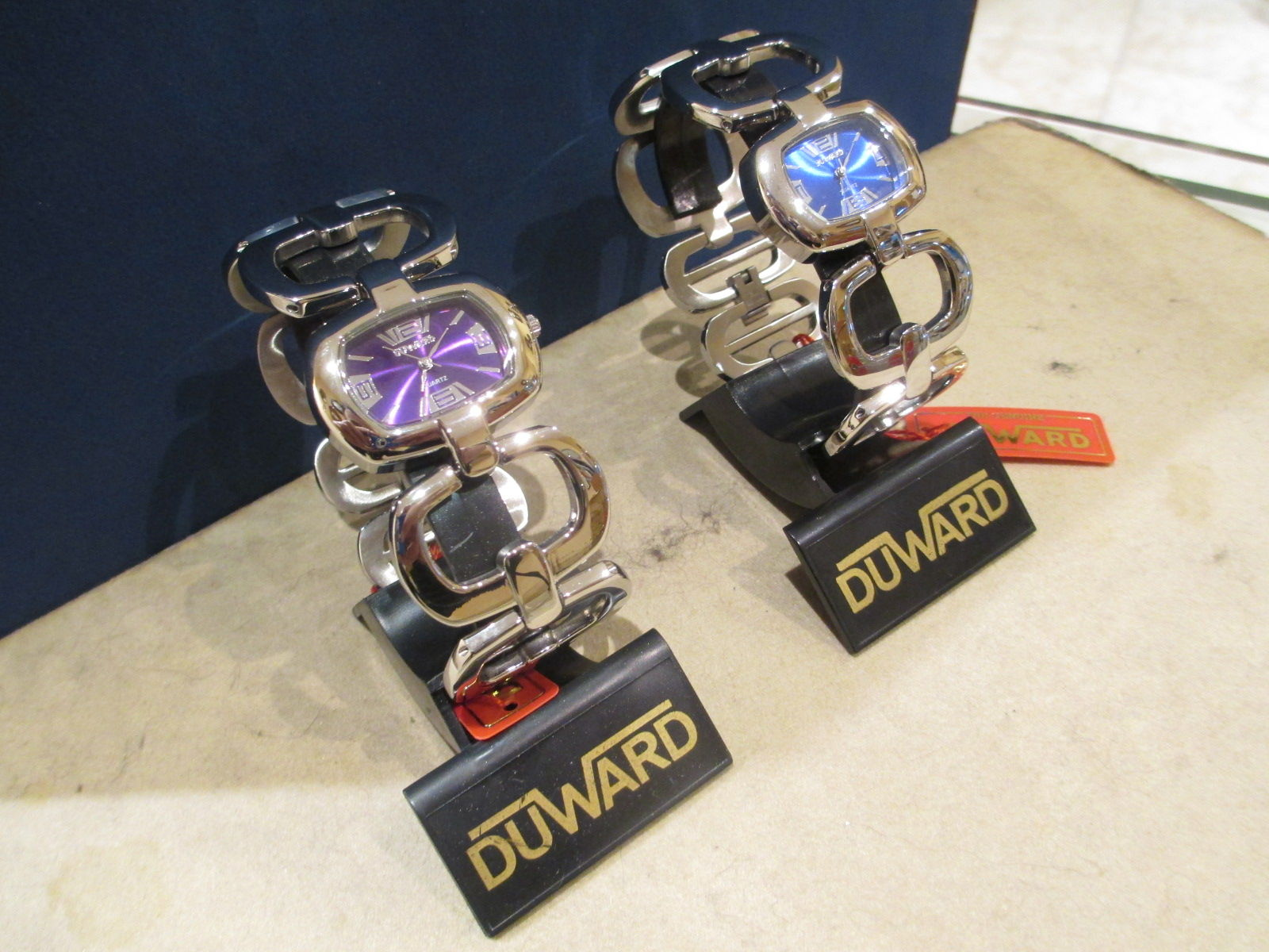 relojes Duward correa estilo pulsera