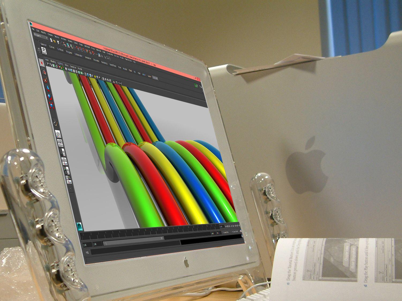 Estudios y diseños en 3D de los circuitos hidráulicos