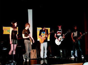 Conciertos de la escuela Escuela de Música Fama MADRID http://www.escuelamusicafama.es/es/