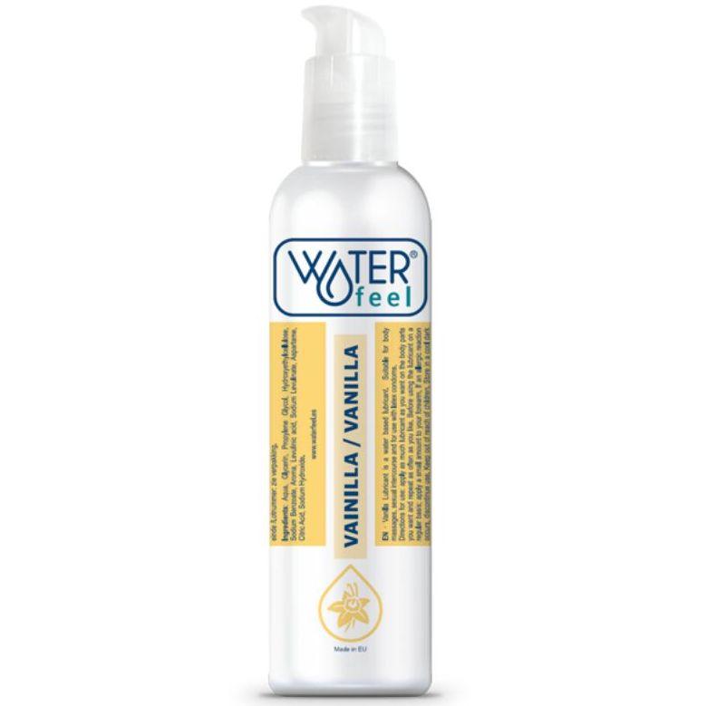WATERFEEL VAINILLA 150 ML :  de SEX MIL 1