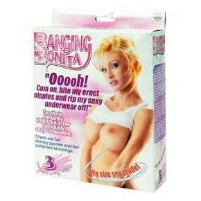 MUÑECA BANGING BONITA  : CATALOGO DE PRODUCTOS de SEX MIL 1