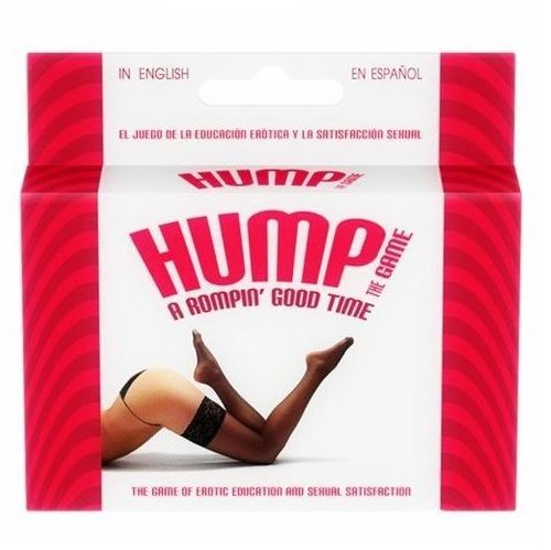 HUMP THE GAME :  de SEXMIL 1