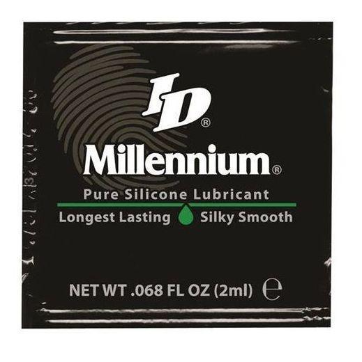 SOBRE MILLENIUM SILICONA 2 ML. :  de SEX MIL 1