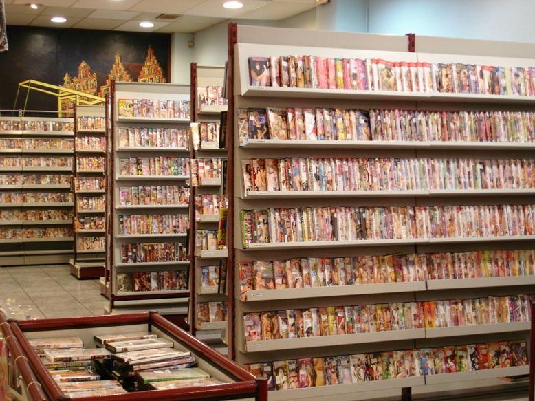 Videoclub, Mas de 5000 peliculas para alquilar o comprar