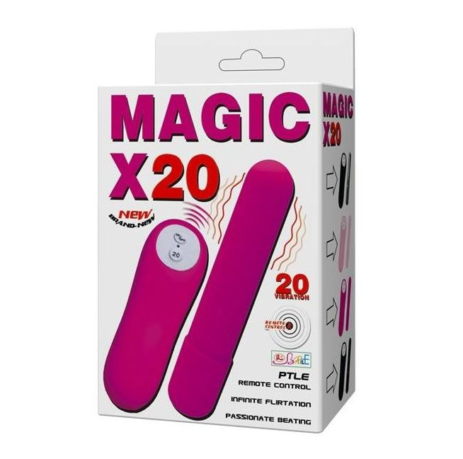BALA C/R MAGIC X20 :  de SEXMIL 1