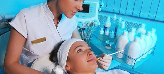 Tratamiento facial de colágeno