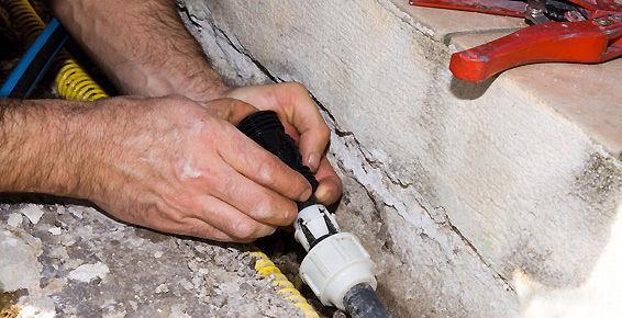 Reparaciones de averías de fontanería en Oviedo