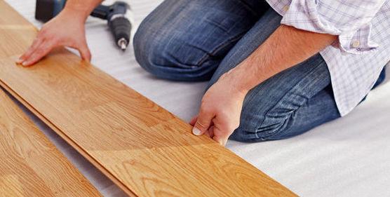 Suelos de madera laminados