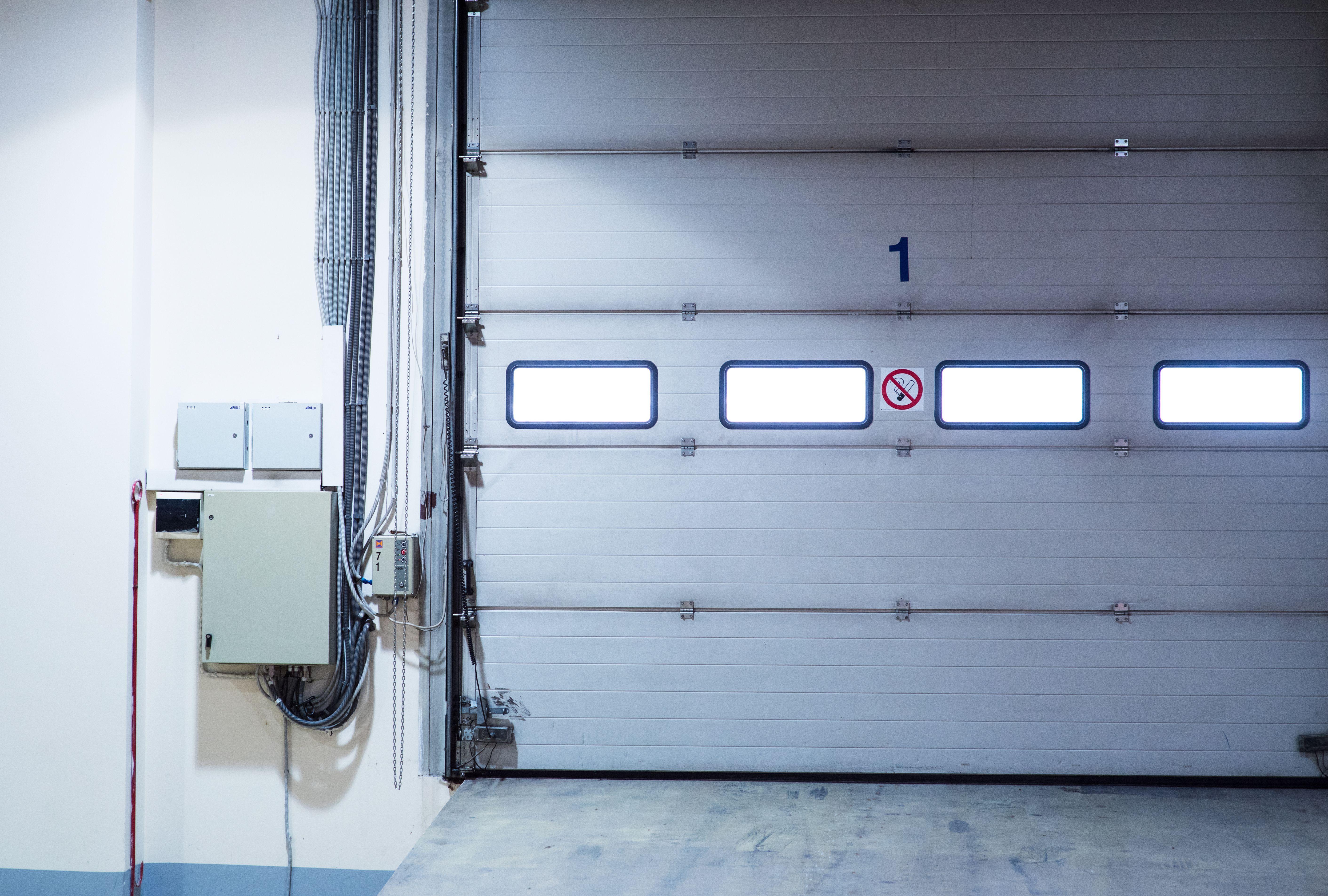 Puertas seccionales: Servicios de Turbofont