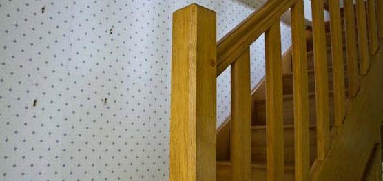 Carpintería en madera pra el hogar
