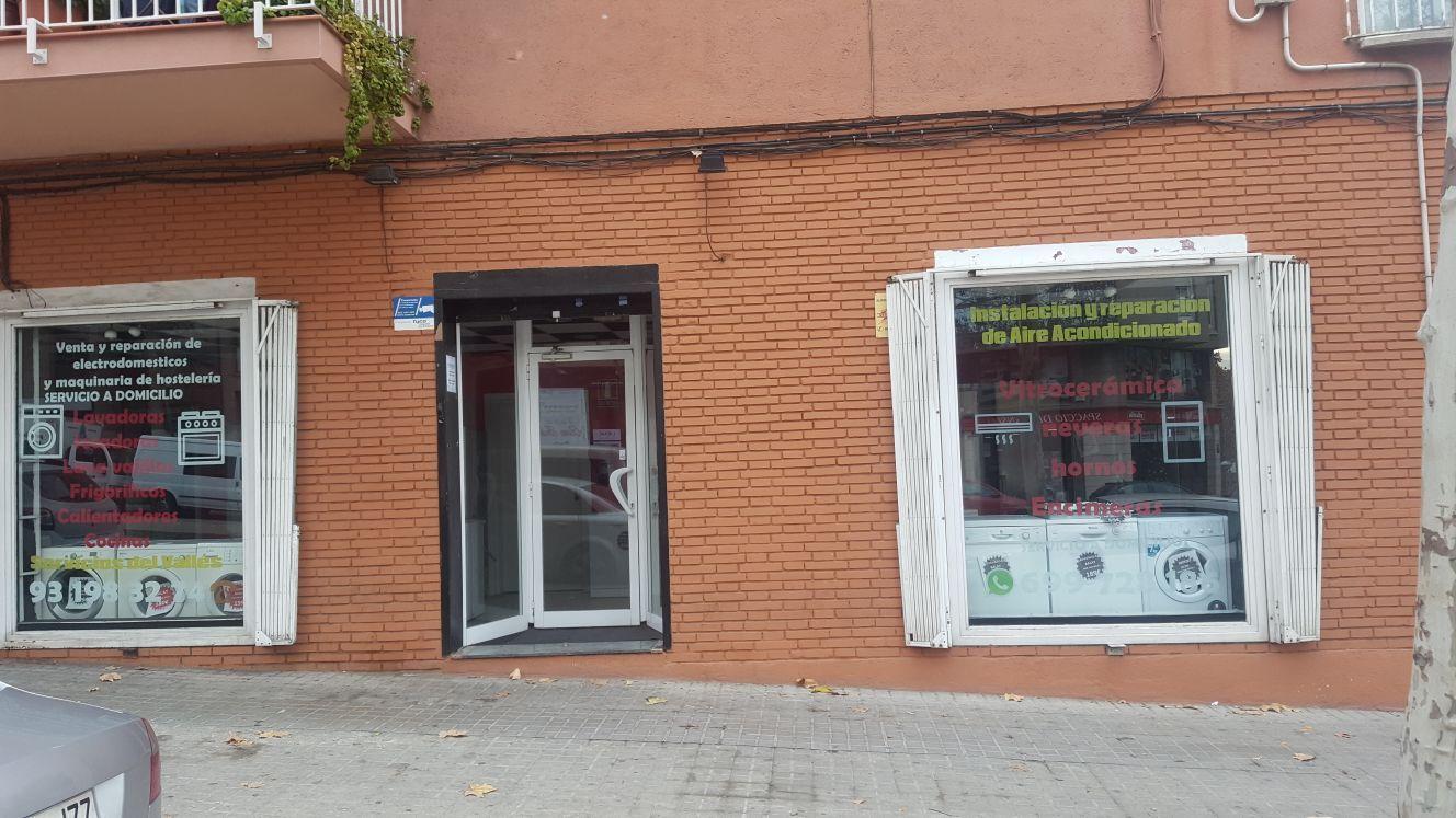 Venta de electrodomésticos de ocasión en Sabadell