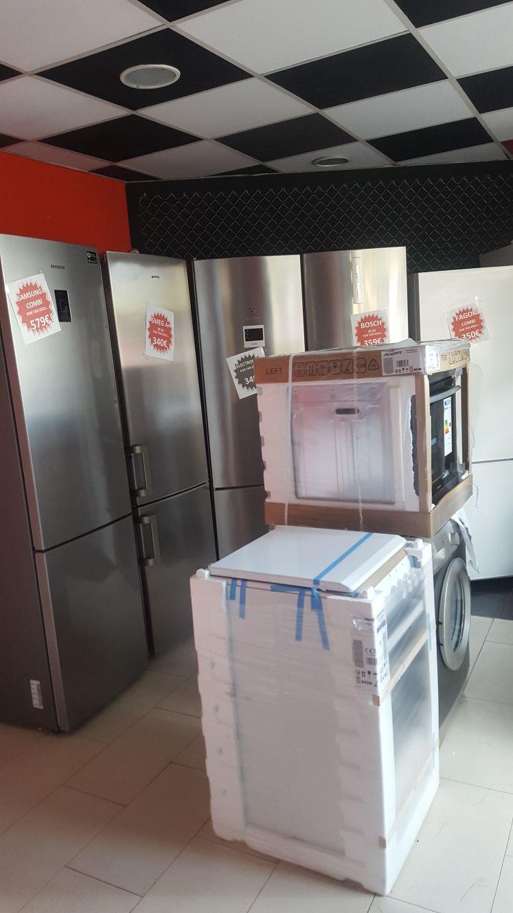 Encuentra el electrodoméstico que necesitas en Barcelona