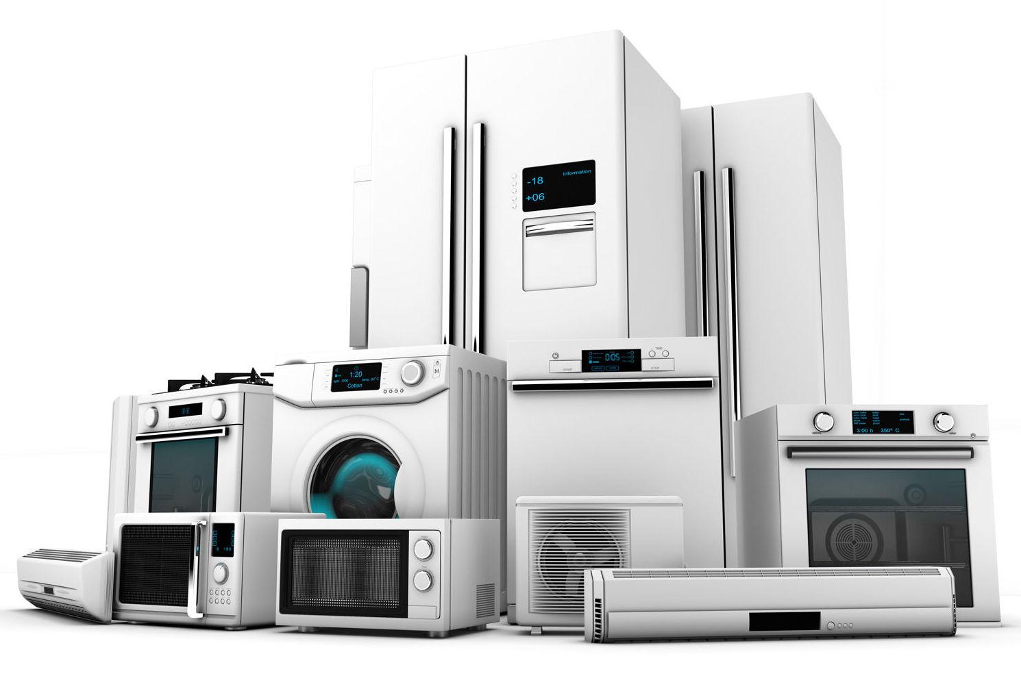 Reparación de electrodomésticos