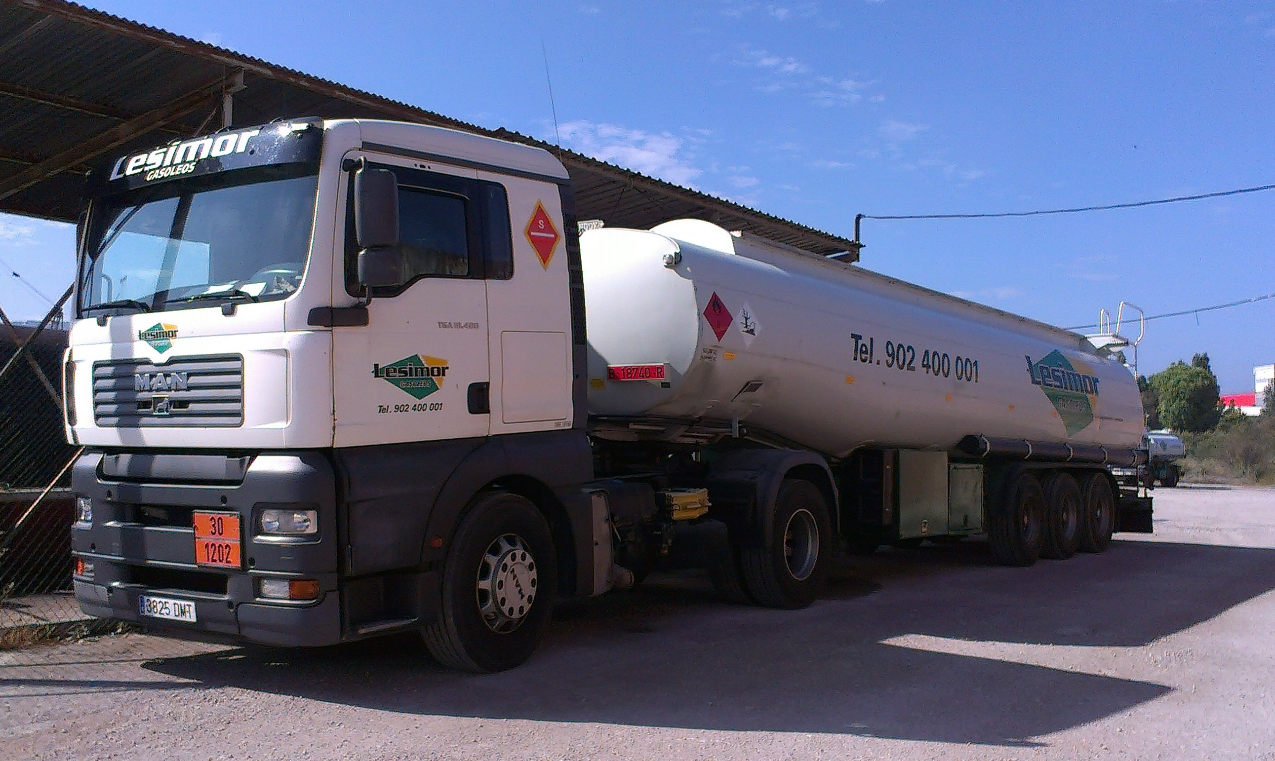 gasóleos Santander
