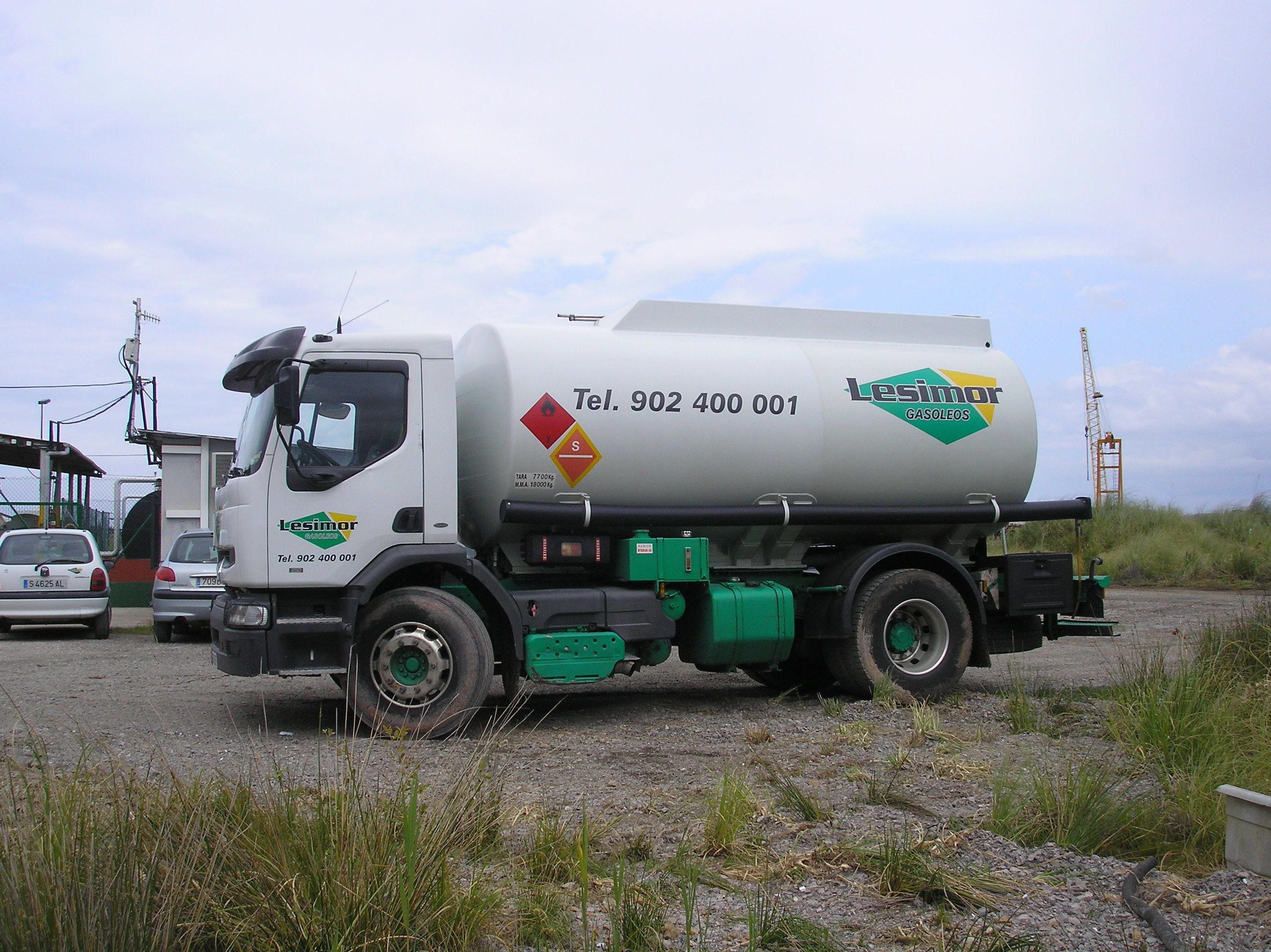 venta de gasóleo Santander