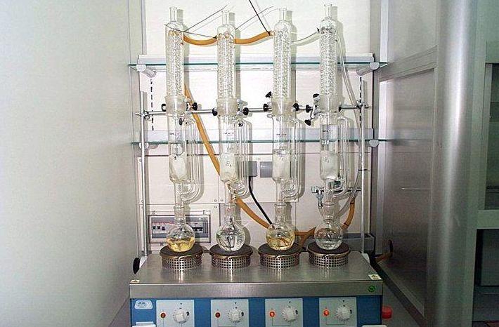 Foto 4 de Laboratorios de análisis de alimentos y aguas en Alacant / Alicante | Laboratorio Alilab