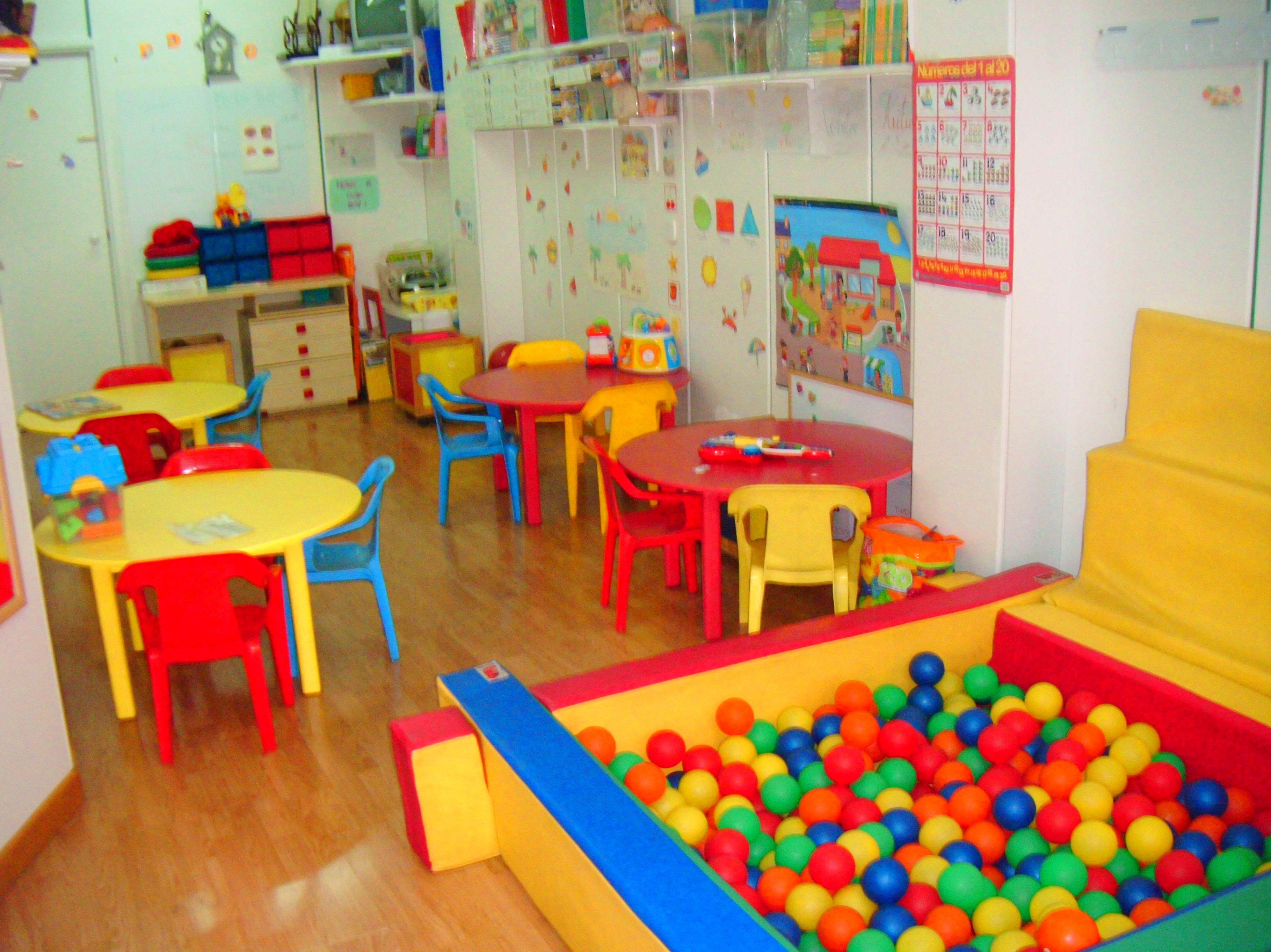 clase 2-3 años Centro Vida