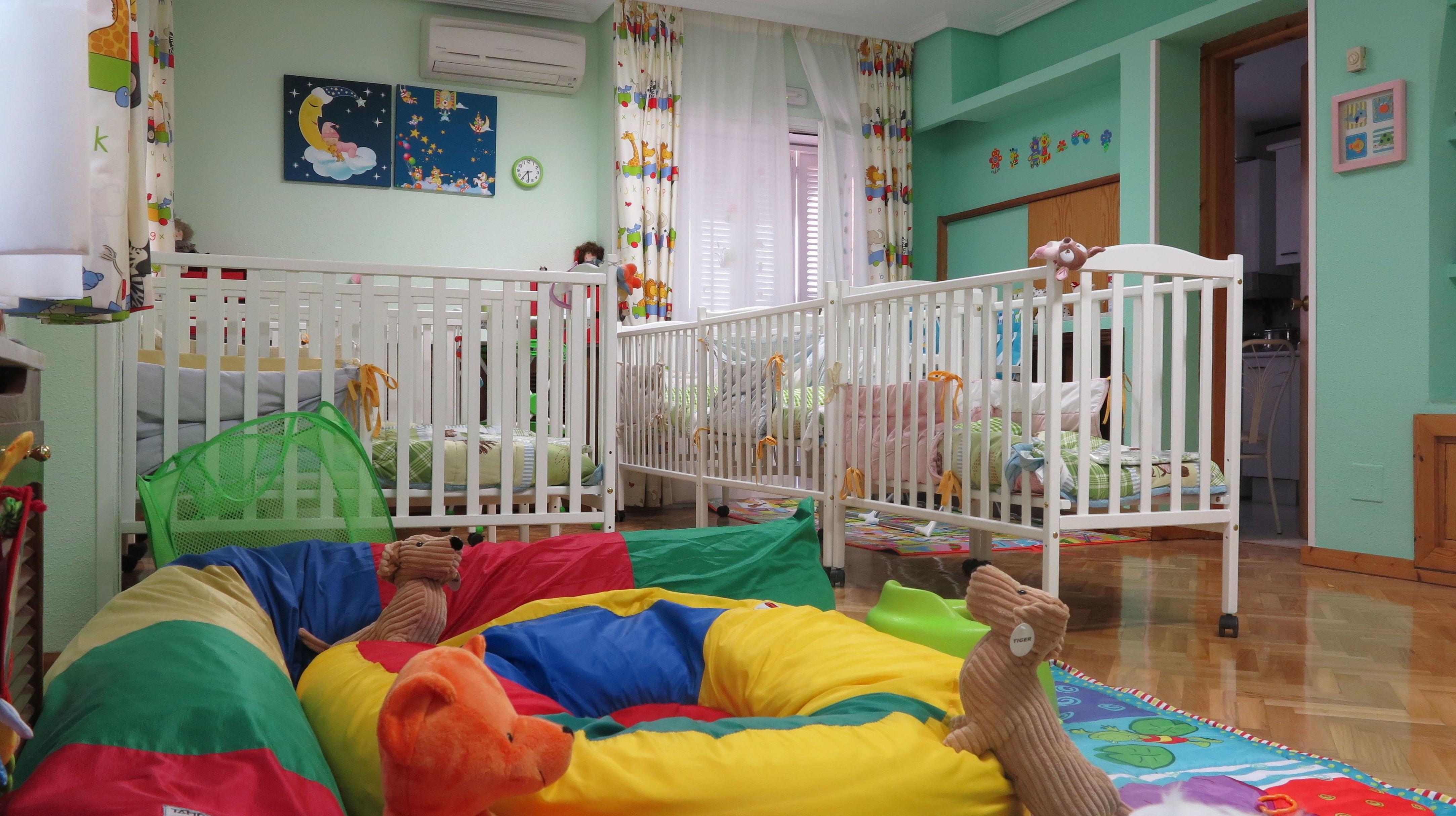 guarderia infantil en moratalaz