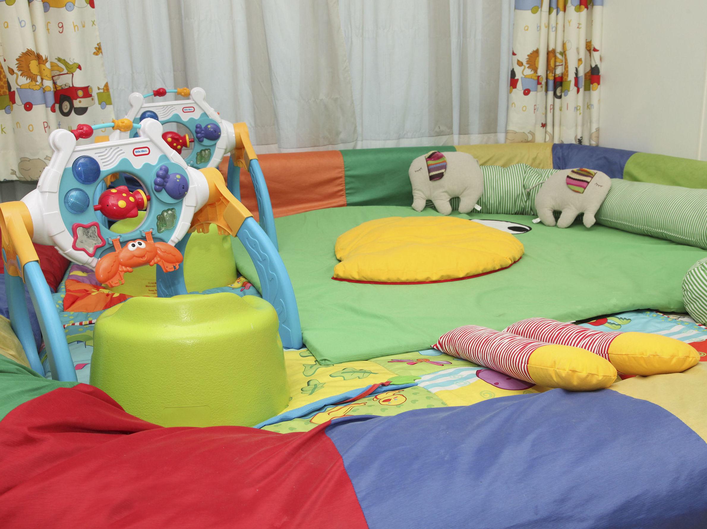 Aulas  de la Escuela Infantil Centro Vida Moratalaz : Servicios de Centro Vida