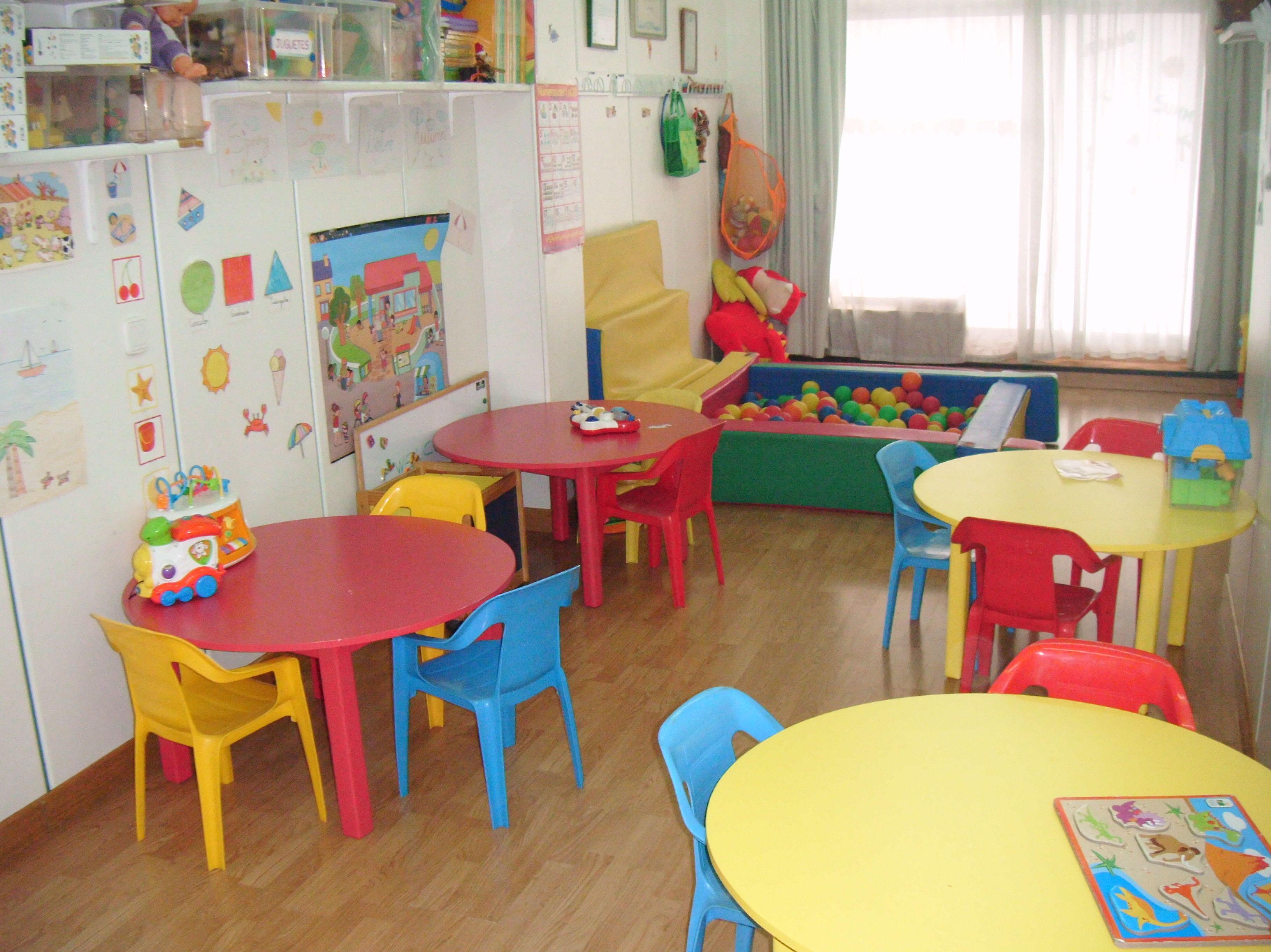 Foto 1 de Guarderías y Escuelas infantiles en Madrid | Centro Vida
