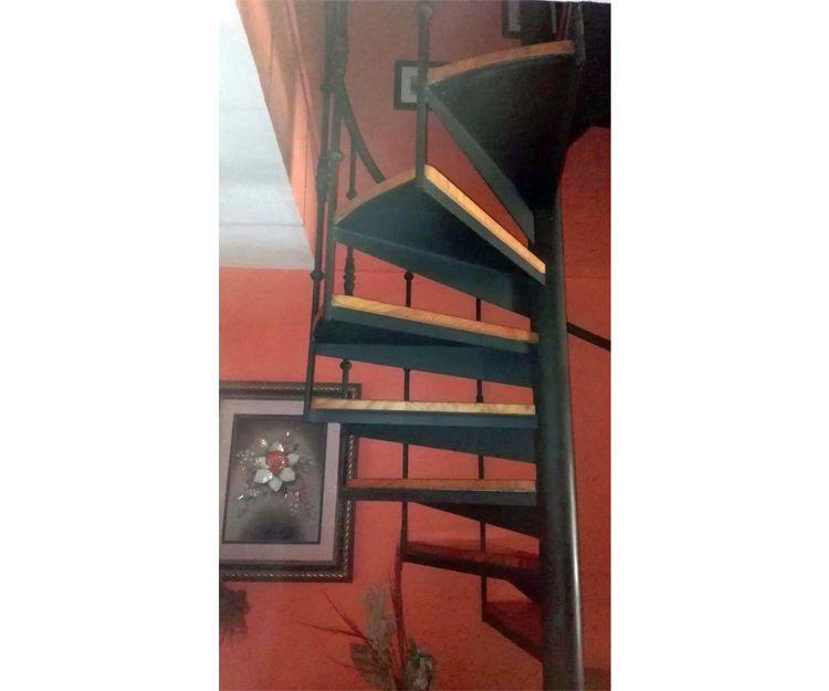 Escaleras en hierro en Valladolid