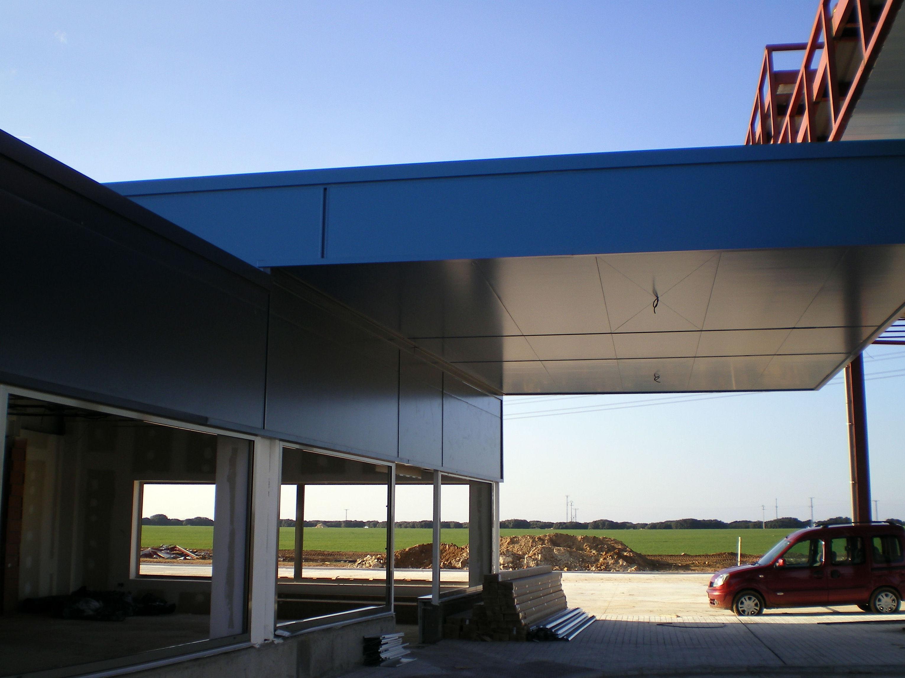 Estructuras metálicas en Valladolid