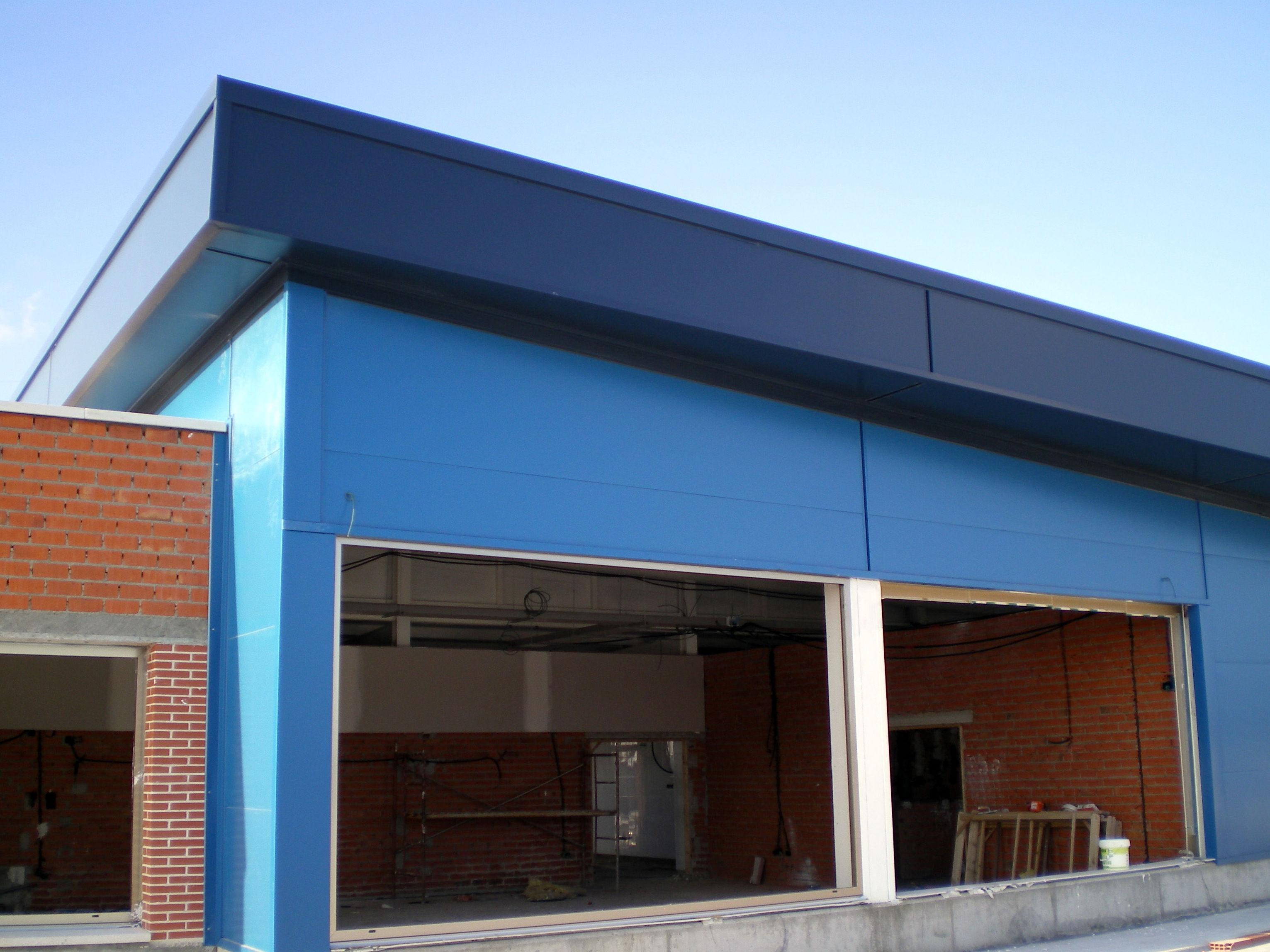 Construcciones metálicas en Valladolid