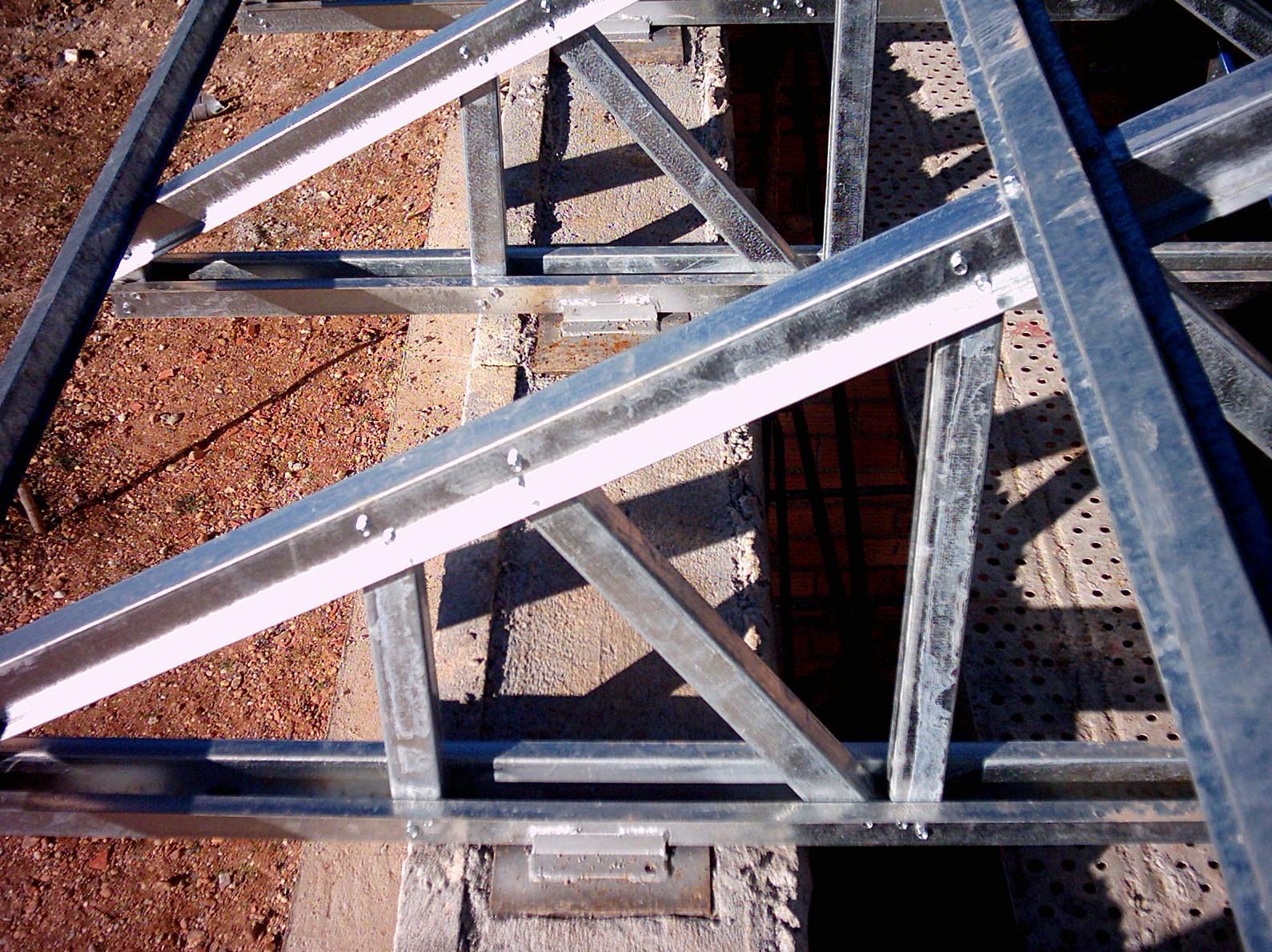 Foto 38 de Construcciones metálicas en Medina del Campo | Talleres Franco Cobos