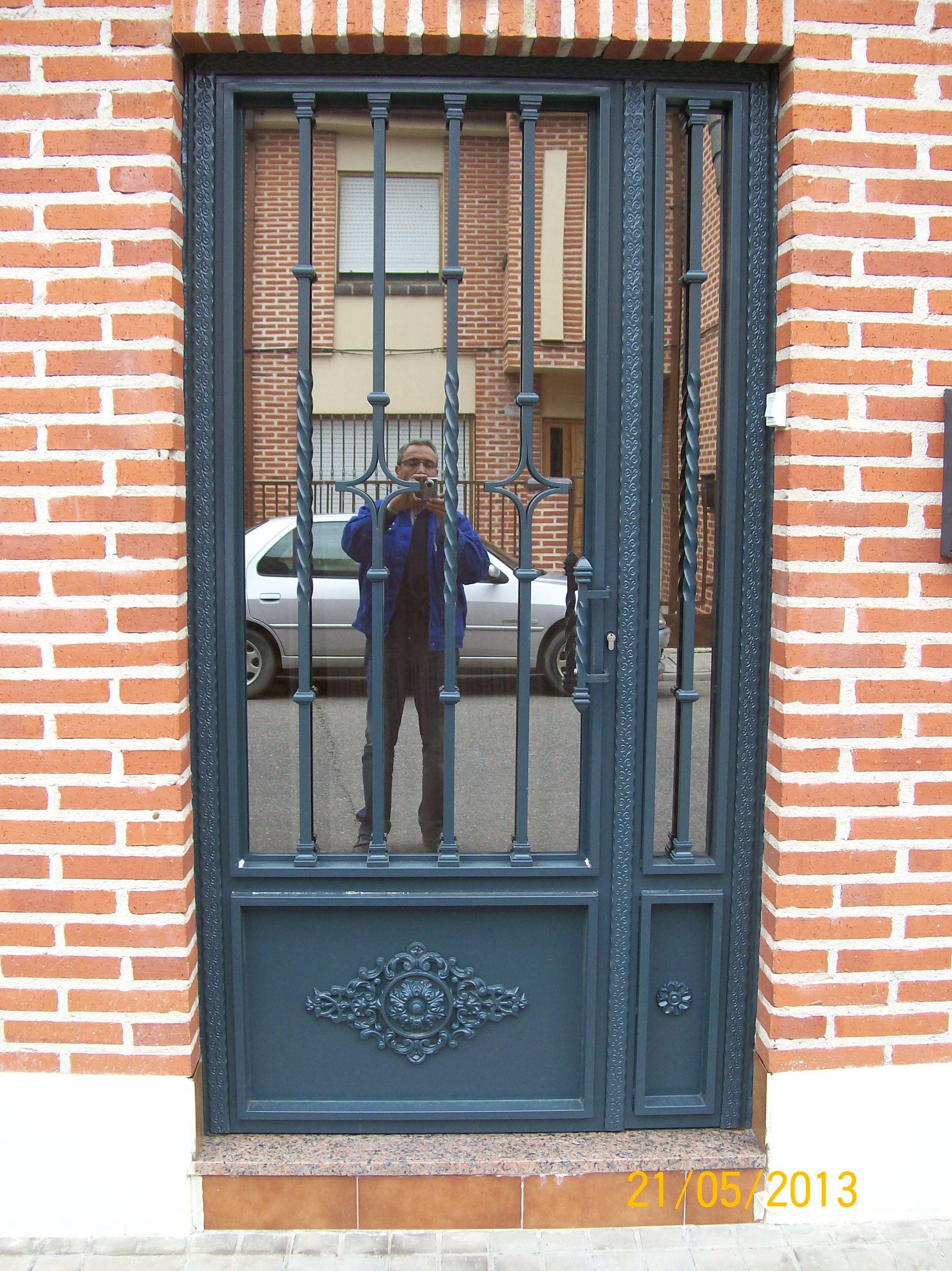 Puertas para portales en Valladolid