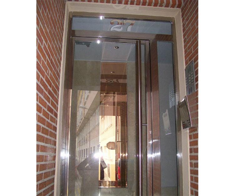 Fabricación de puertas en Valladolid