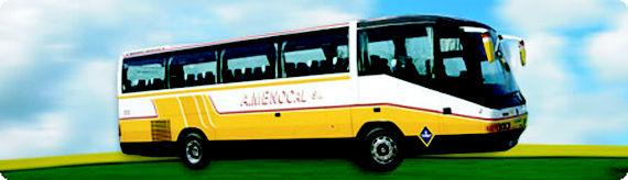Foto 2 de Autocares en Peñacastillo - Santander | A. Menocal, S.L.