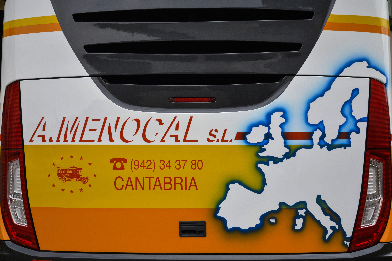 Foto 3 de Autocares en Peñacastillo - Santander | A. Menocal, S.L.