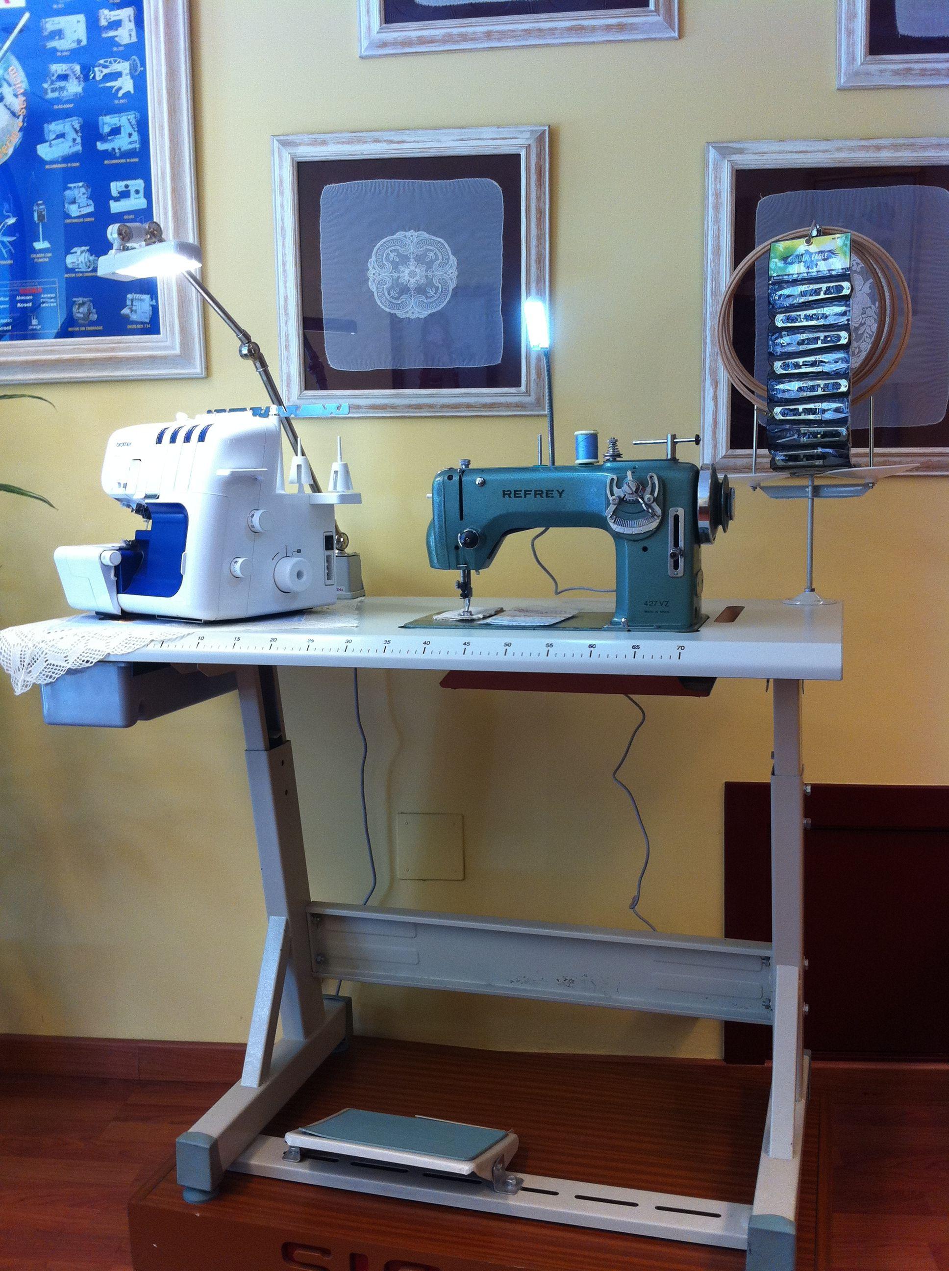 Foto 20 de Máquinas de coser en  | Maquinas de Coser - Servicio técnico y repuestos