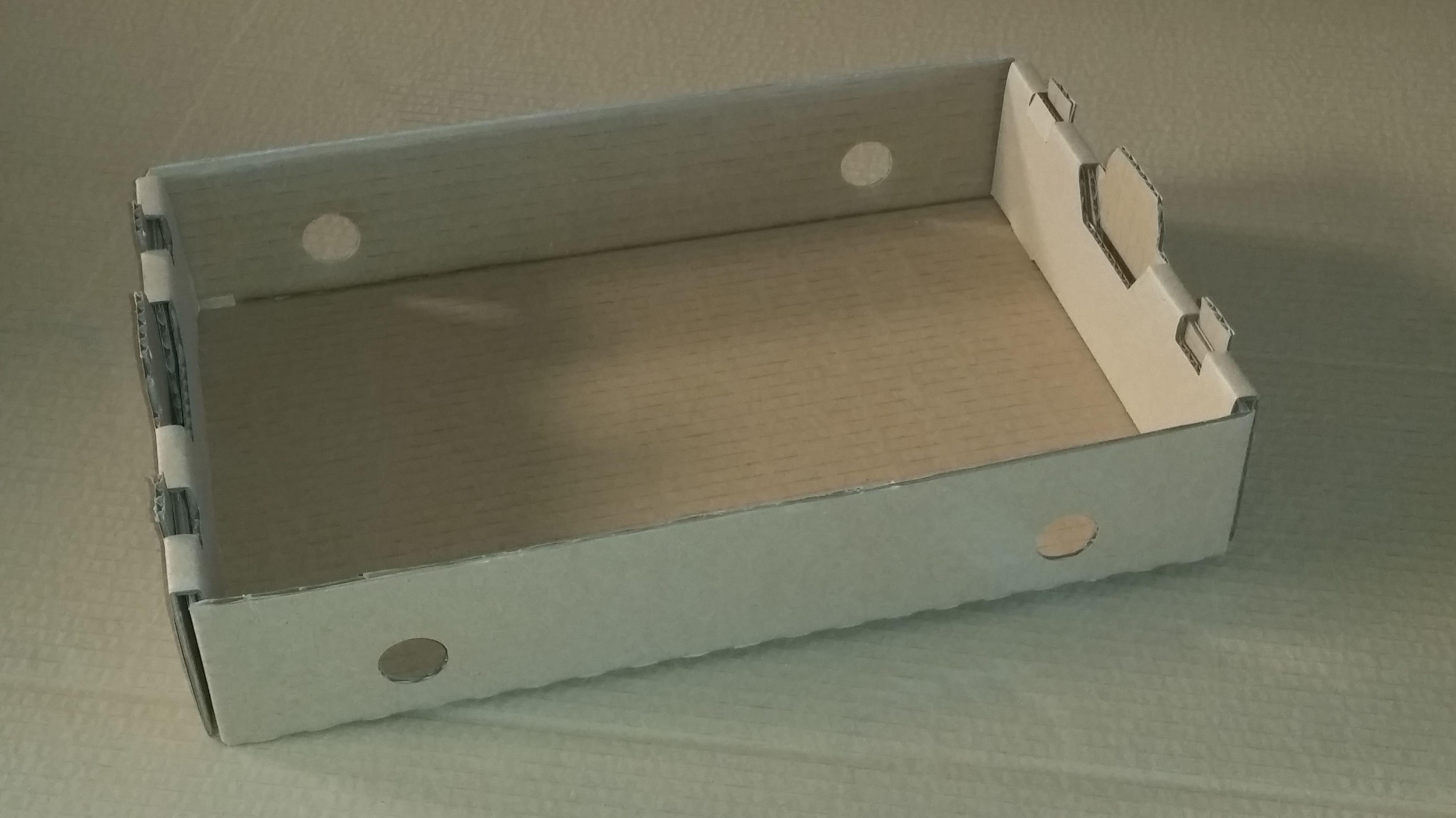 Cajas de cartón de todo tipo y medidas Toledo