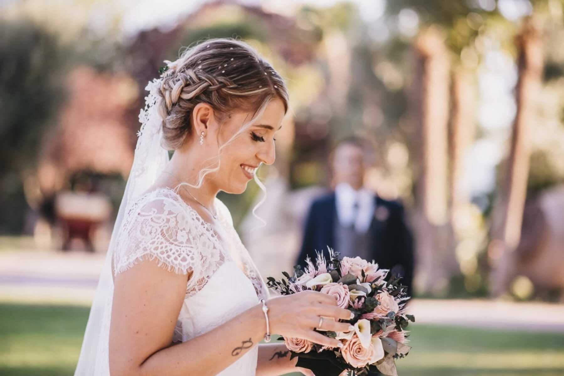 Peluquería especializada en novias en Alcorcón