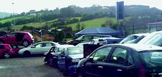 desguaces en Asturias