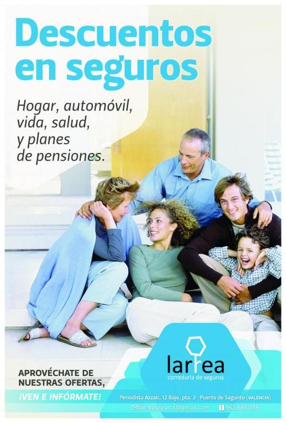 Campaña: hogar, vida, auto