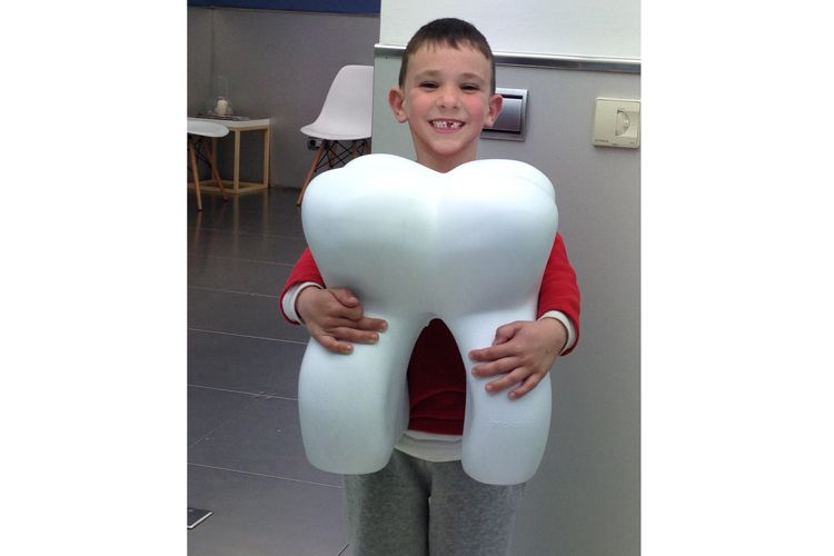 Dentista infantil en Valls