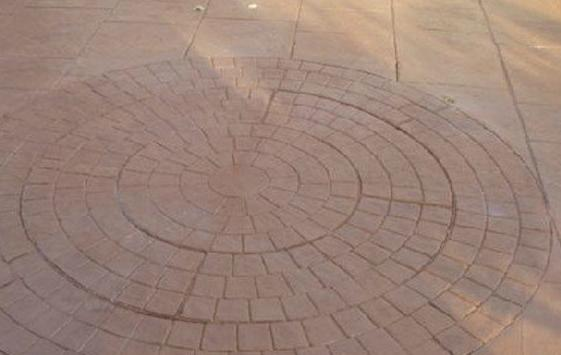 Gran variedad de modelos de pavimentos