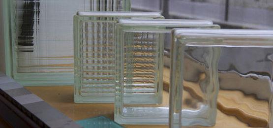 Tabiques de cristal