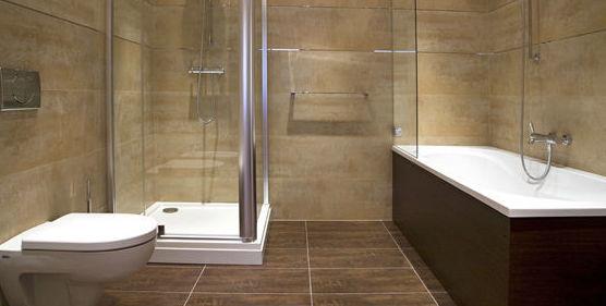 Mamparas de cristal para bañera y ducha