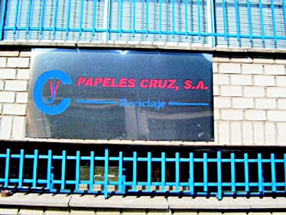 Foto 10 de Recuperación de papel y cartón en Fuenlabrada | Papeles Cruz, S.A.
