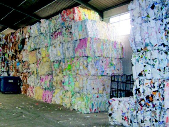 Foto 14 de Recuperación de papel y cartón en Fuenlabrada | Papeles Cruz, S.A.