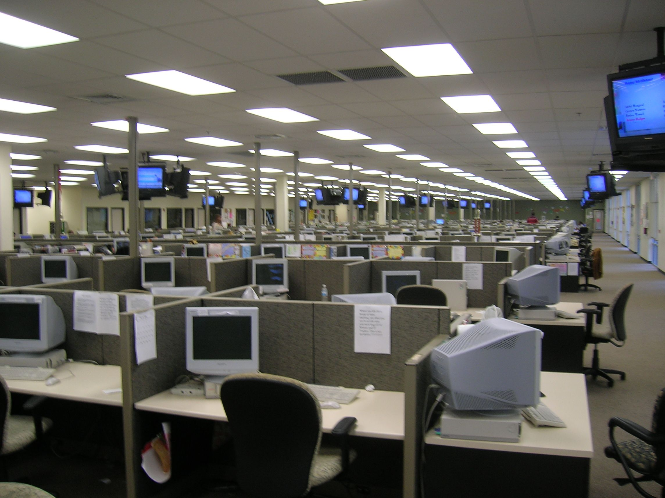 Instalaciones callcenter: Servicios de Metigsa S.L.