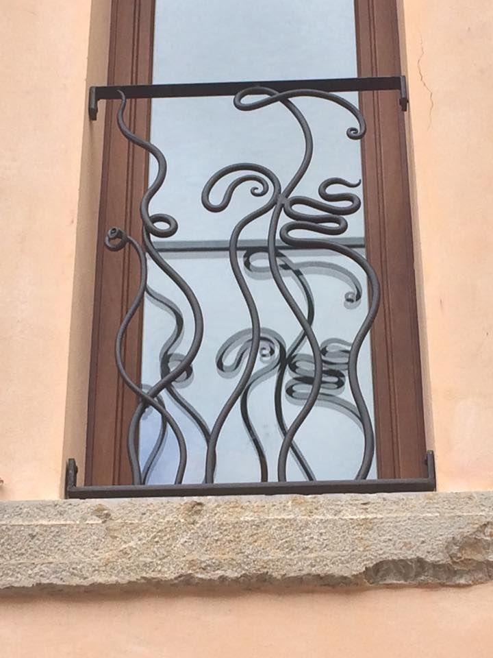 Fabricación de rejas de forja Palma de Mallorca