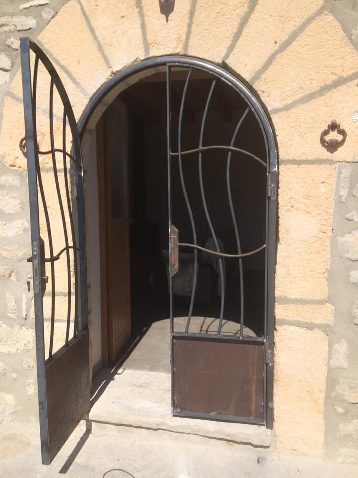 Rejas y puertas de forja Palma de Mallorca