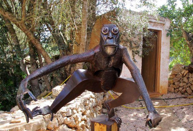 Esculturas Palma de Mallorca