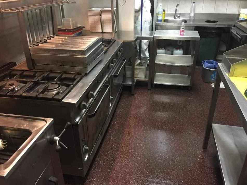 Limpieza y mantenimiento de cocinas y baños en bares, hoteles etc...: Servicios de Primera Imagen
