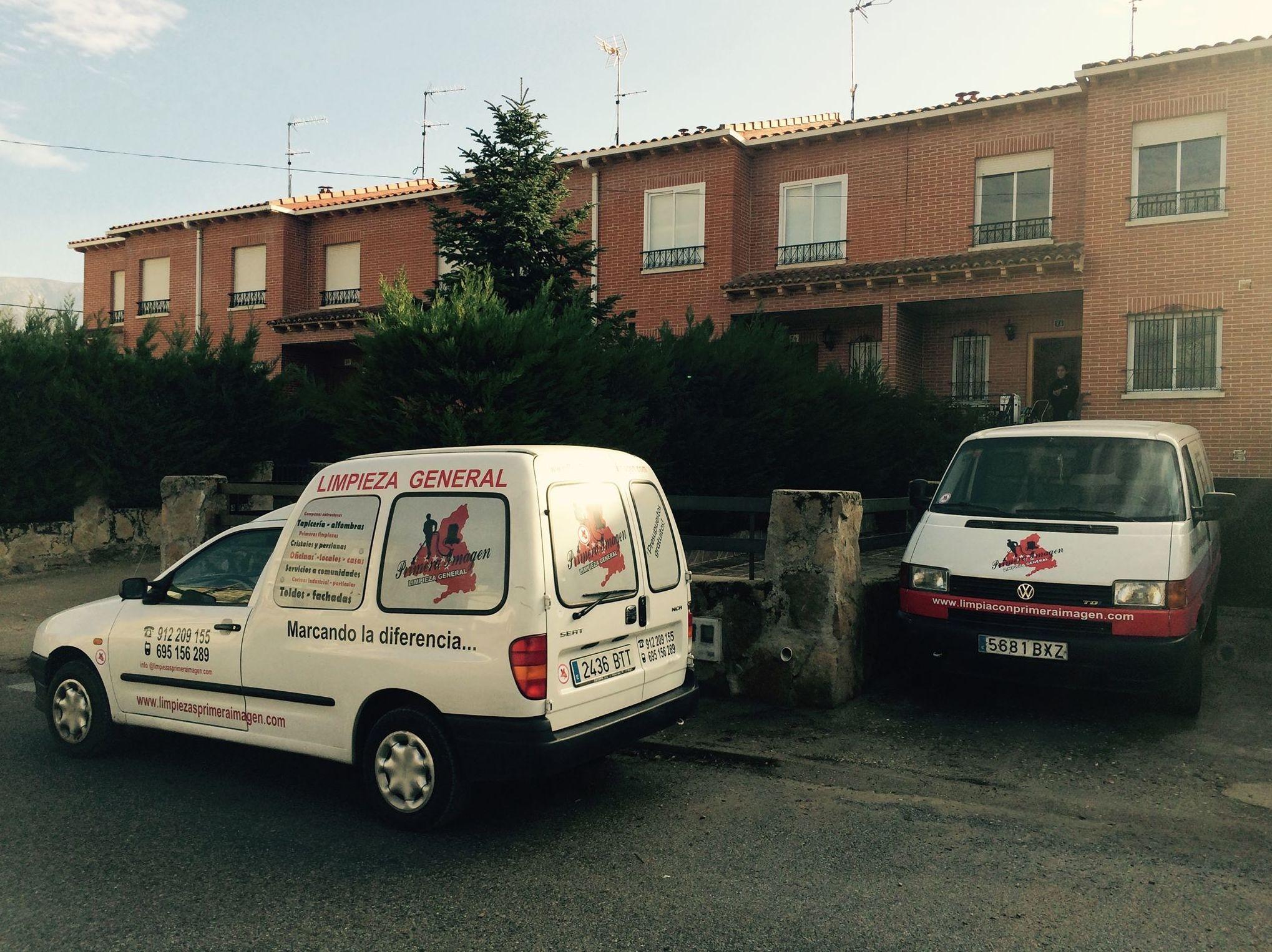 Servicio a domicilio en Madrid y alrededores